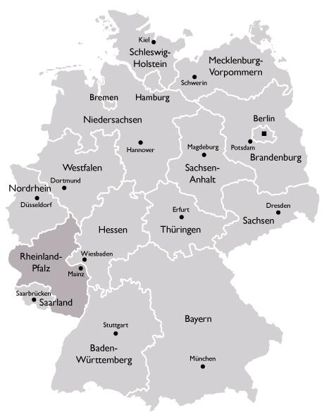 Karte Baden Württemberg Rheinland Pfalz.Kompetenzzentrum Hygiene Und Medizinprodukte Ansprechpartner Der Kven